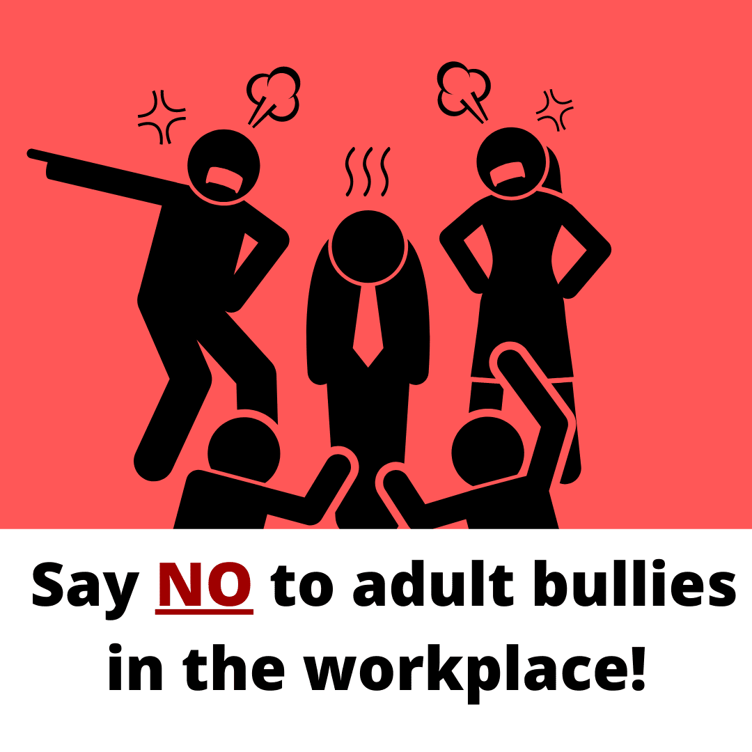 how to avoid workplace bullies