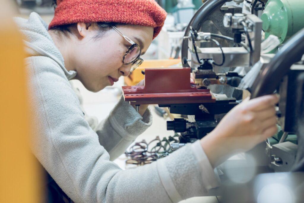 japanese eyewear manufacturing