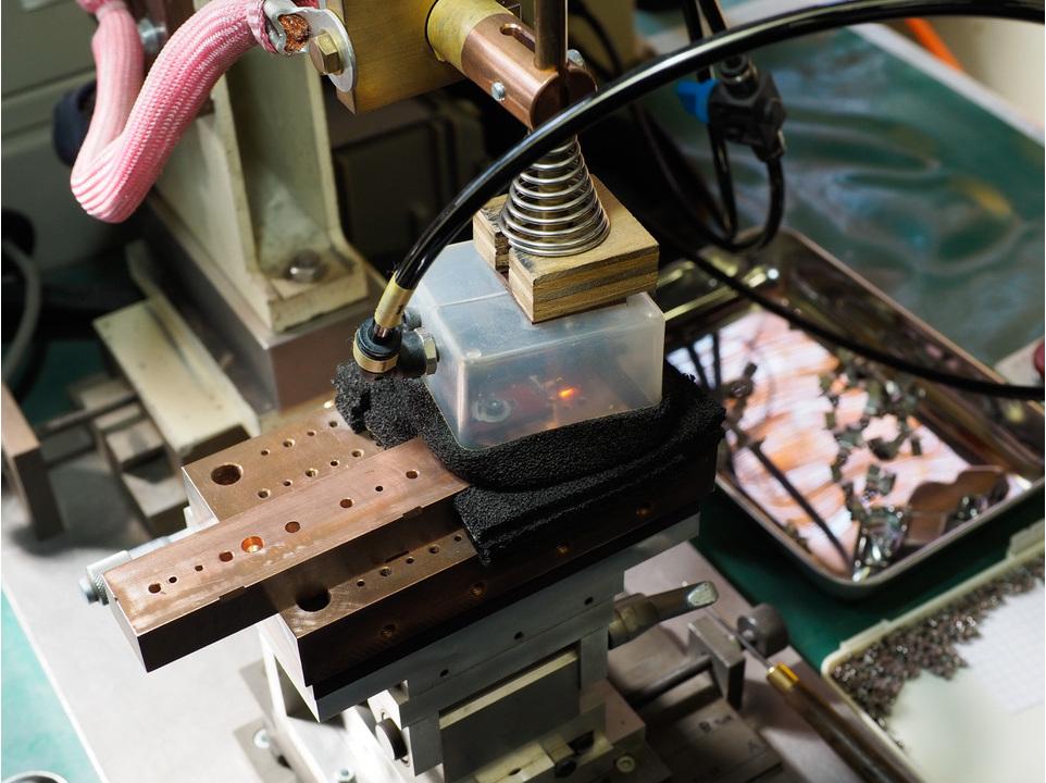 titanium soldering